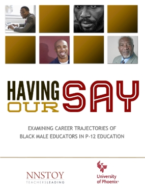 Having Our Say: Examining Career Trajectories of Black Male Educators in P-12 Education